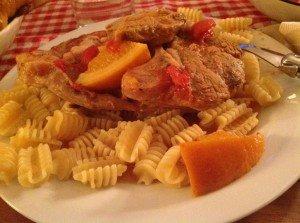 Osso bucco de veau à la tomate et aux oranges, le vrai osso bucco italien ! osso2-e1363685926298-300x223