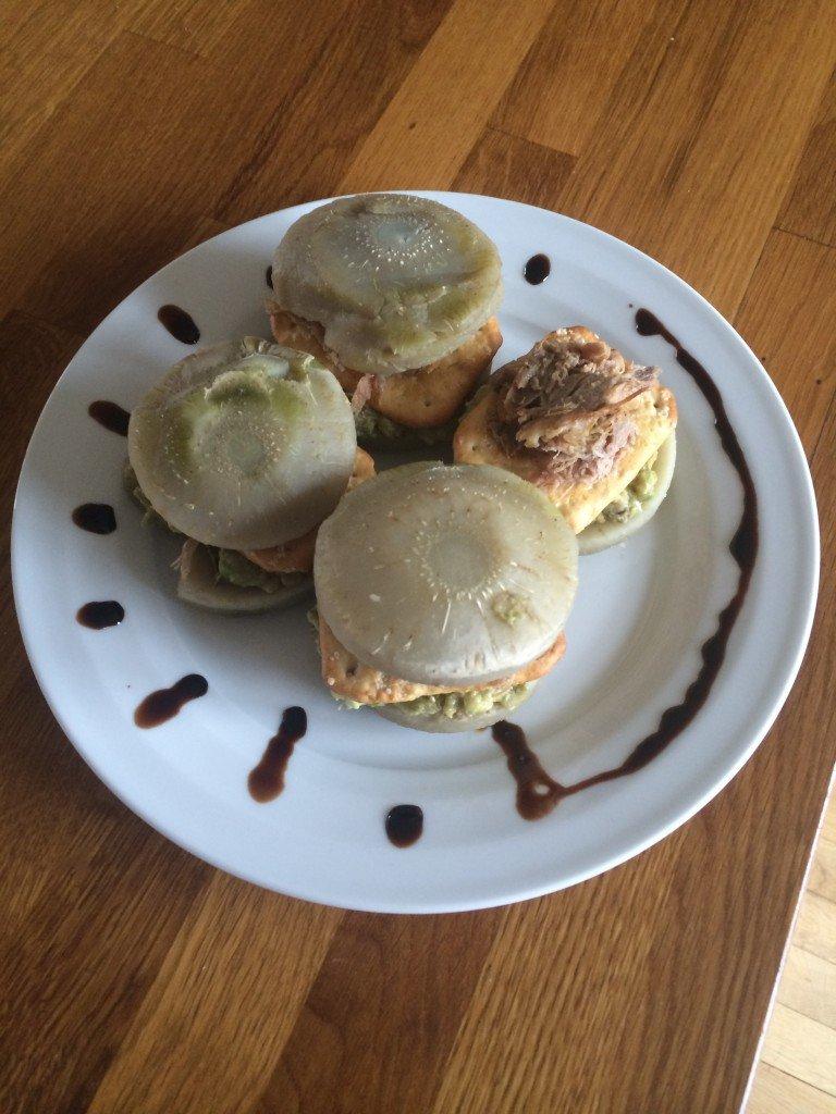 sandwich fonds d'artichaud