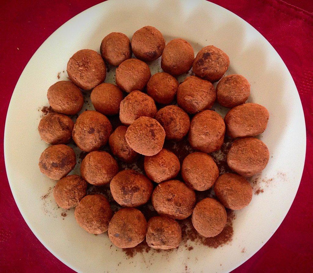Truffes choco2