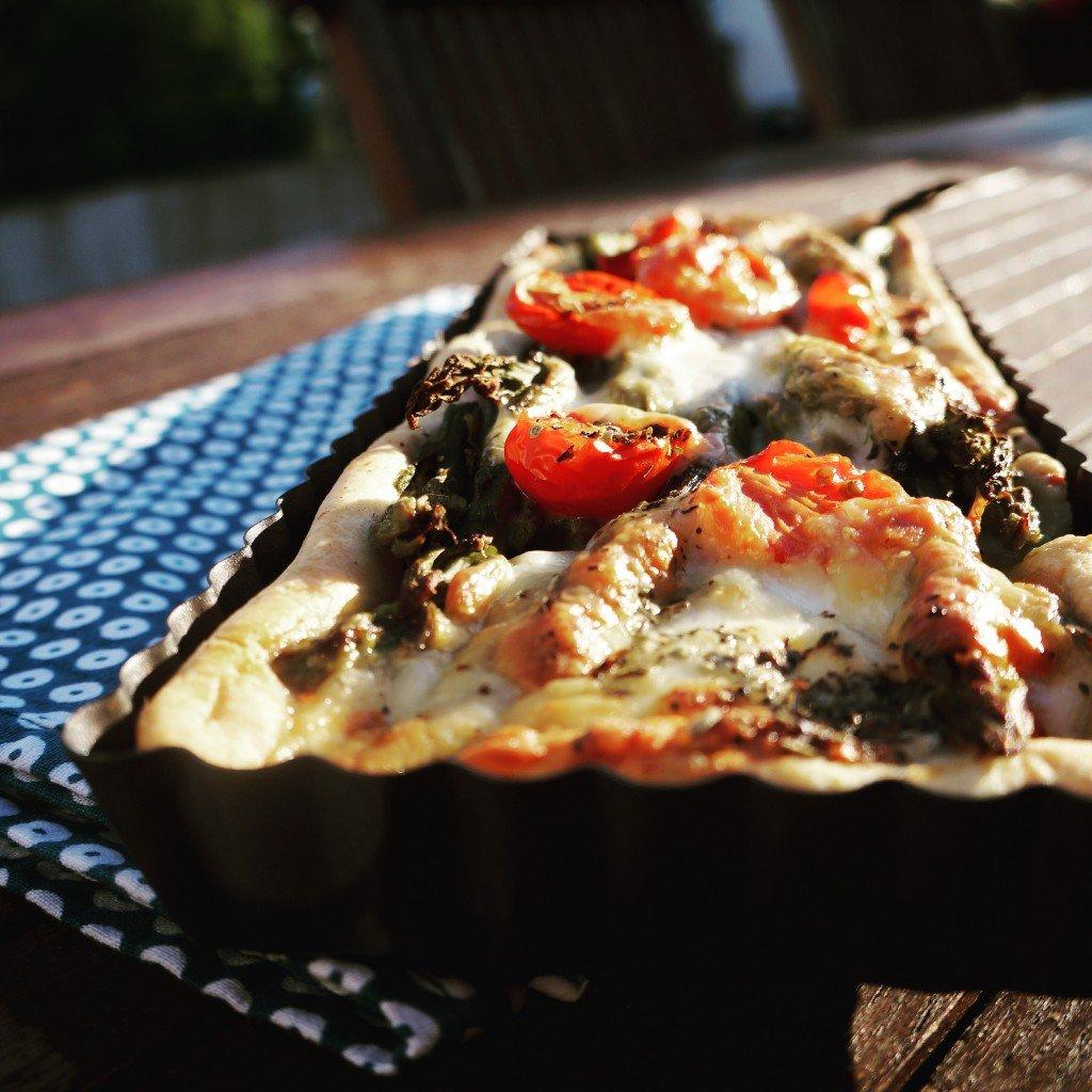 tarte asperges1