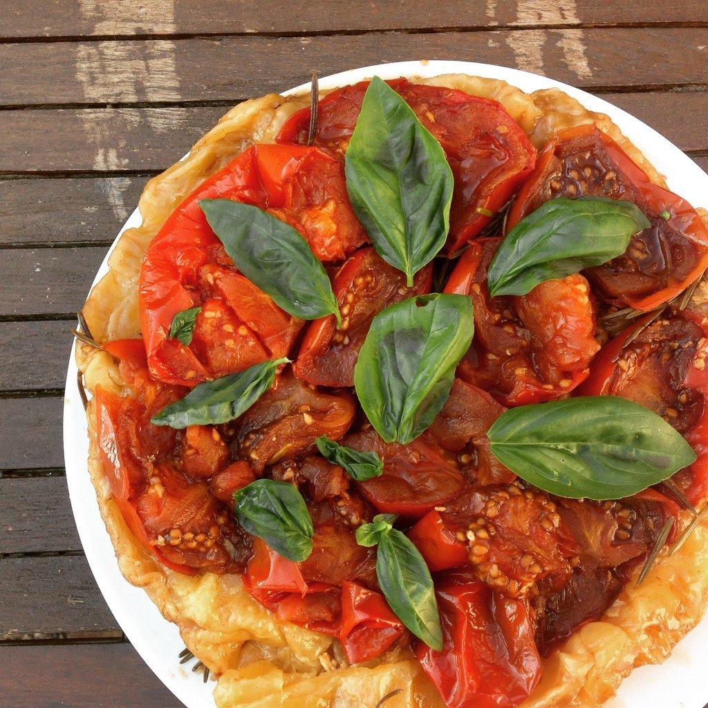 tatin tomates